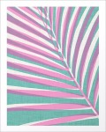aqua-pink-pop-art-palm-art-for-sale