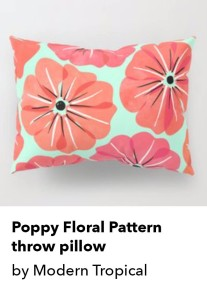 poppy-pillow