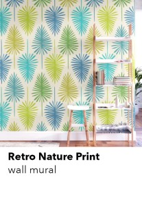 retro-nature-mural