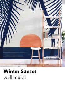 sunset-wall-mural