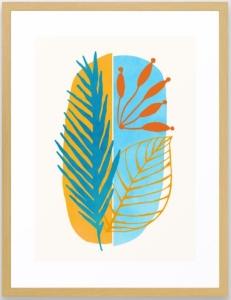 Beach-Flora-Abstract