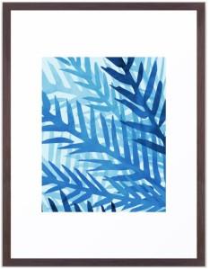Blue-Jungle