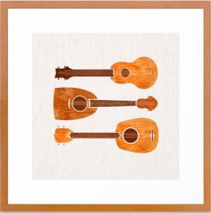 hawaiian-ukulelles