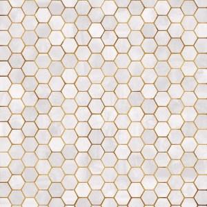 Honeycomb-metallic-neutral-sm
