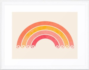 Retro-Rainbow-Waves