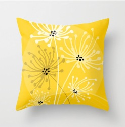 Yellow Summer Floral